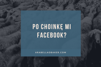 Po choinkę* mi Facebook?